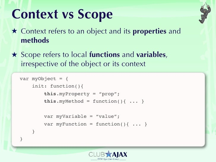 The JavaScript Programming Primer