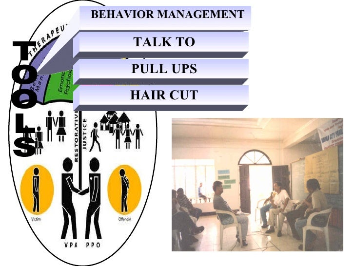 BEHAVIOR MANAGEMENT TALK TO PULL UPS HAIR CUT TOOLS