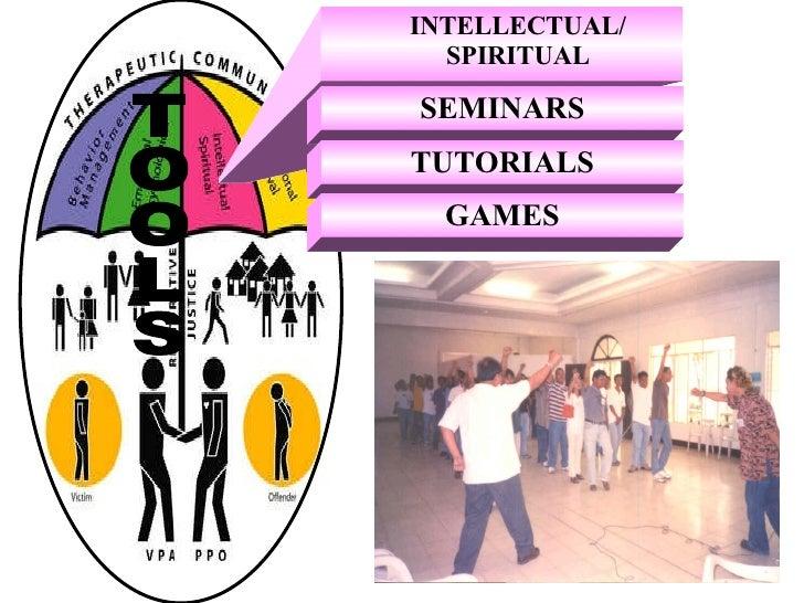 INTELLECTUAL/ SPIRITUAL SEMINARS TUTORIALS GAMES TOOLS