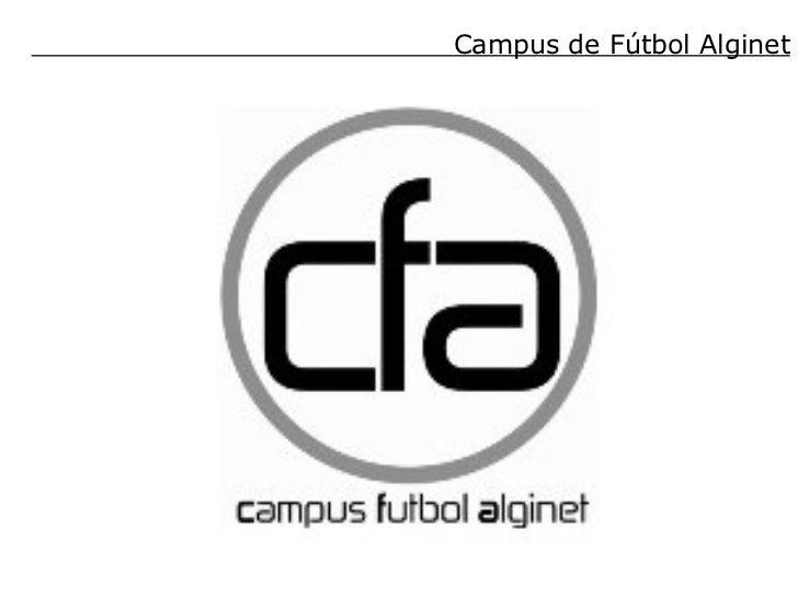 Campus de Fútbol Alginet
