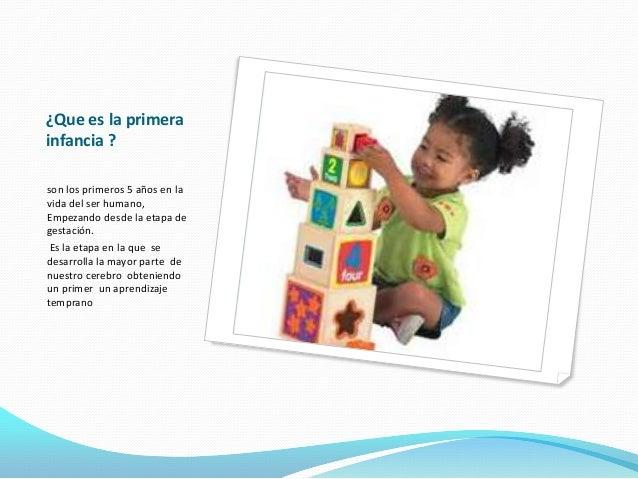 Primera infancia for Que es jardin de infancia
