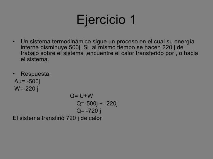 Primera ley de la termodin mica for Trabajo de interna en barcelona