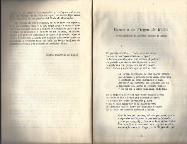 LIBRO DEL GENESIS DE SALAZAR DE LAS PALMAS, N.S. - PRIMERA PARTE