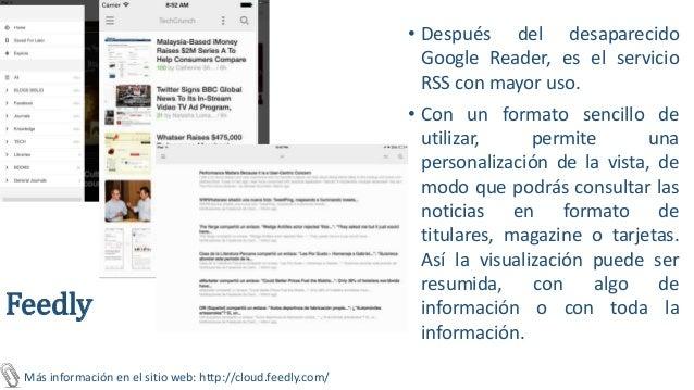 Bloomberg • Ofrece información económica más completa y al balance bursátil de los principales mercados del mundo. • Inclu...