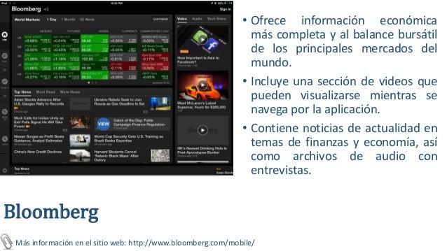 Banco Mundial • Información confiable emitida por la misma Organización. • Contenidos dinámicos y fáciles de utilizar. Más...