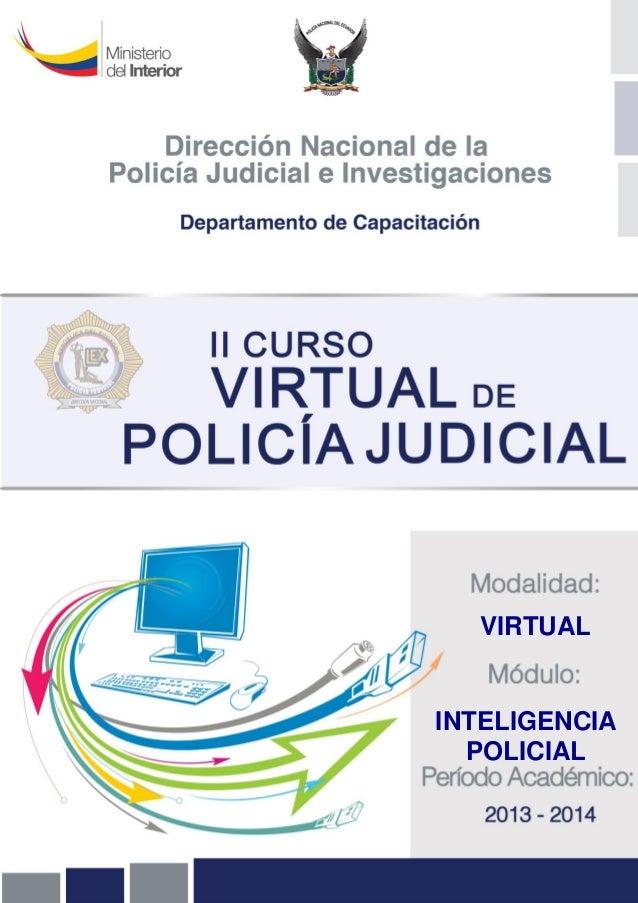 VIRTUAL MARCO LEGAL INTELIGENCIA POLICIAL VIRTUAL