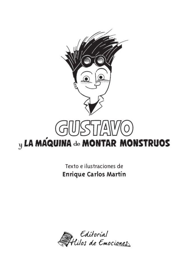 Texto e ilustraciones de Enrique Carlos Martín