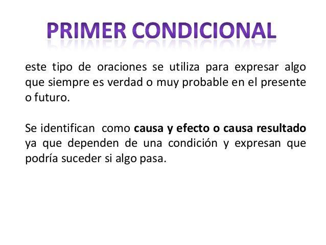 ejercicios de primera condicional en ingles pdf