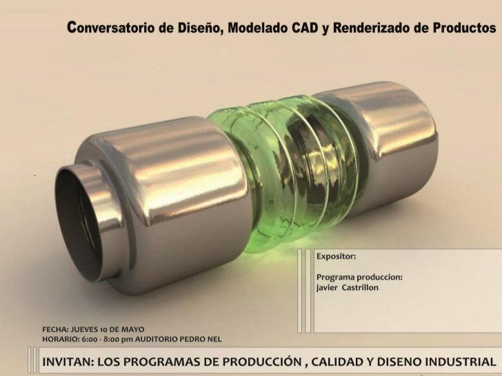 El proceso de diseñoComo pasar de una idea a un producto          Elaborado por   JAVIER ERNESTO CASTRILLON FORERO        ...