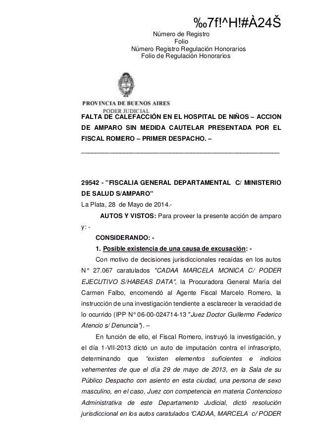 ‰7f!^H!#À24Š Número de Registro Folio Número Registro Regulación Honorarios Folio de Regulación Honorarios FALTA DE CALEFA...
