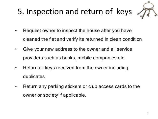 Refund of security deposit from landlord