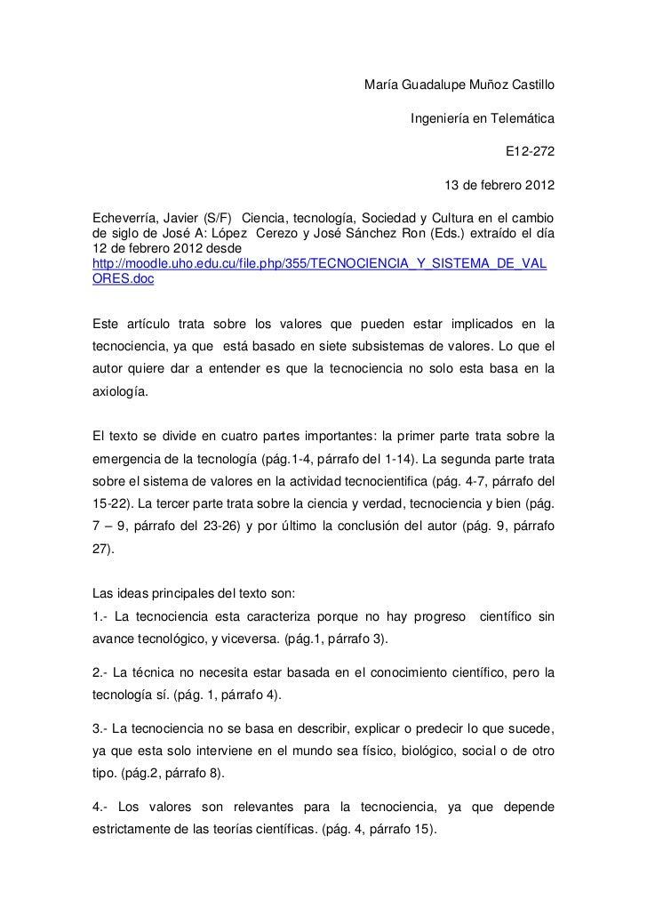 María Guadalupe Muñoz Castillo                                                          Ingeniería en Telemática          ...
