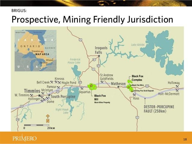 BRIGUS:  Prospective, Mining Friendly Jurisdiction  18