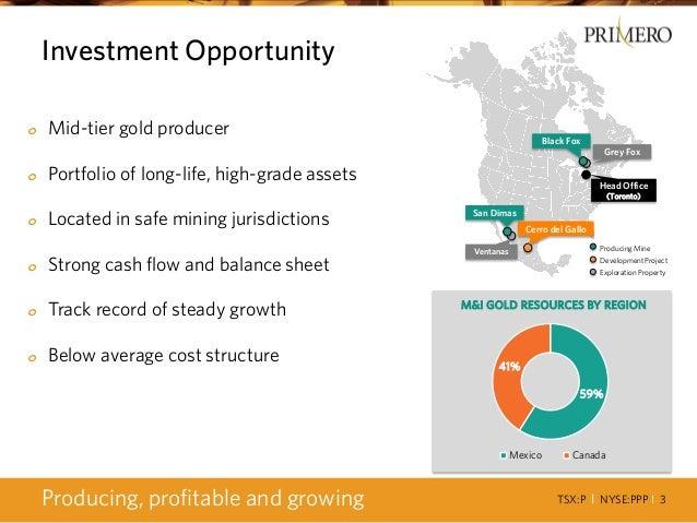 Primero corporate presentation may 2014 v2 Slide 3
