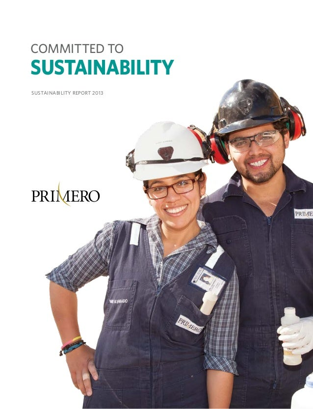 Sustainability Report 2013 Committed to Sustainability