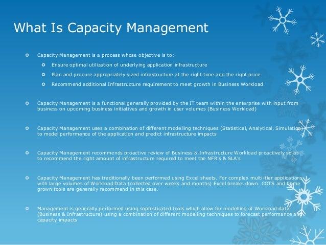 primer on capacity management v0 2. Black Bedroom Furniture Sets. Home Design Ideas