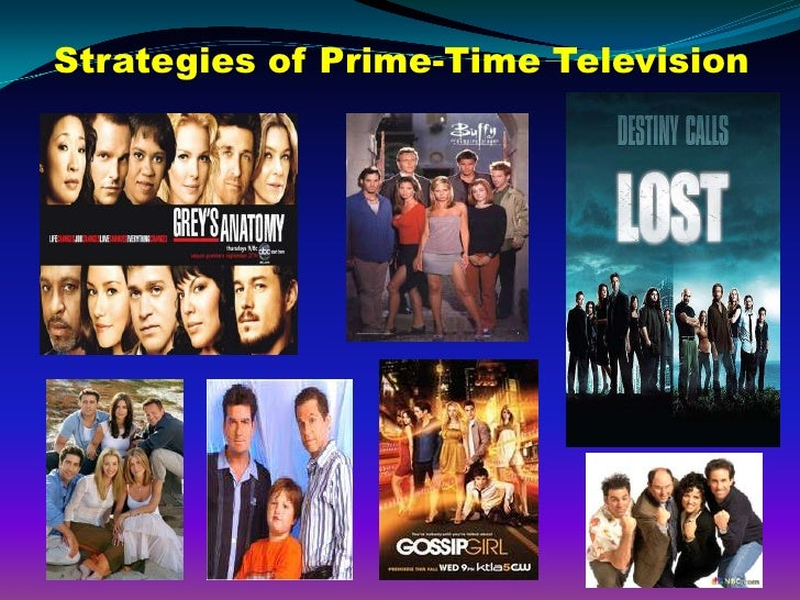 Strategiesof Prime-Time Television <br />