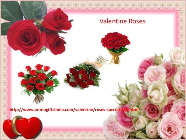 Valentine Roses ...