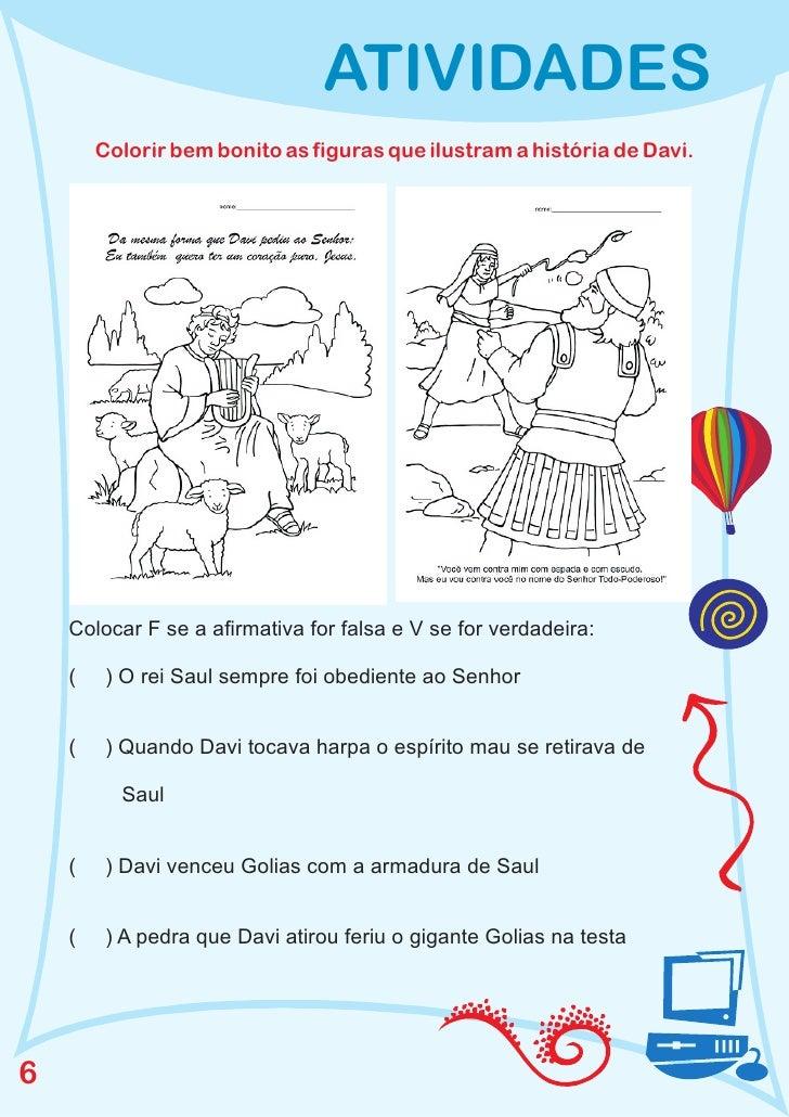 histórias bíblias para crianças os livros de 1 samuel a 2 reis di