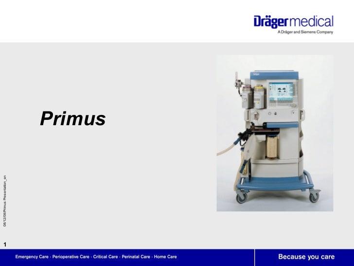 <ul><li>Primus </li></ul>