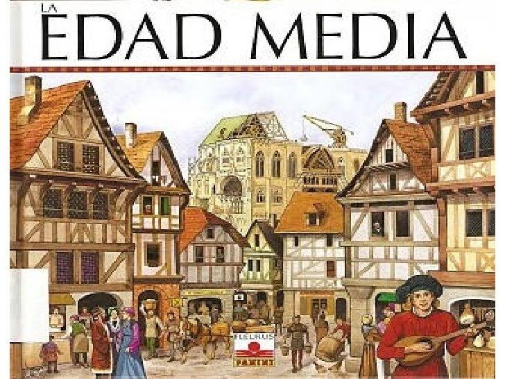 Edad Media es el término utilizado para referirse a un período dela historia europea que transcurrió entre medio de la épo...