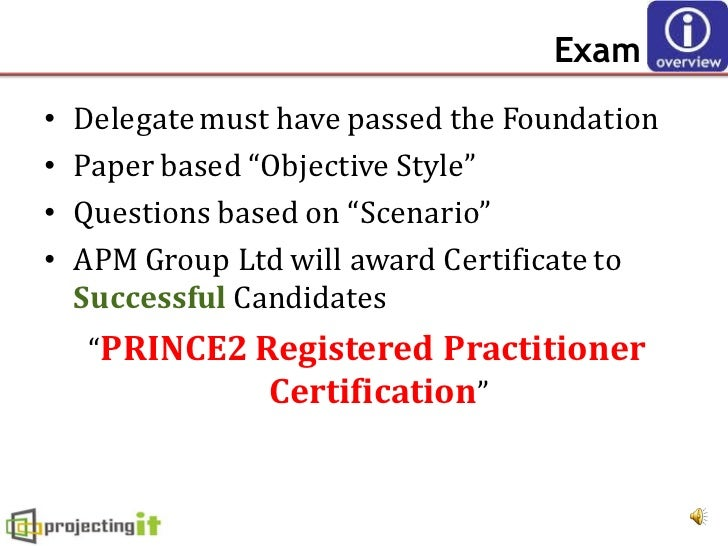 Prince2 practitioner exam guide by ashish dhoke projectingit exam yelopaper Image collections