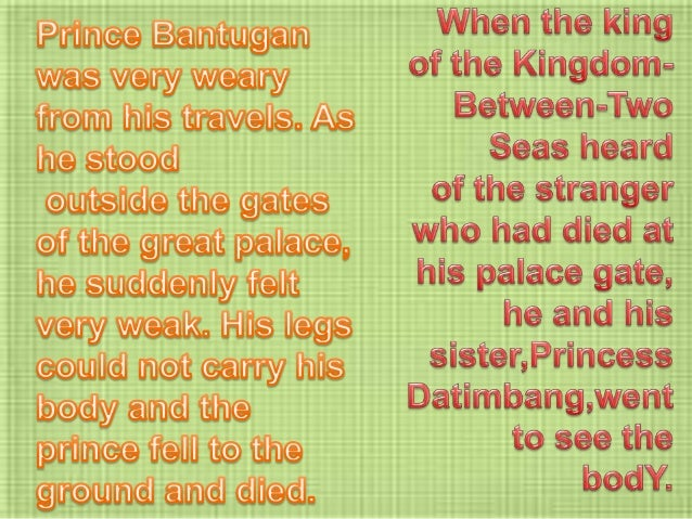 the good prince bantugan essay The good prince bantugan climax of the story - 1632927.
