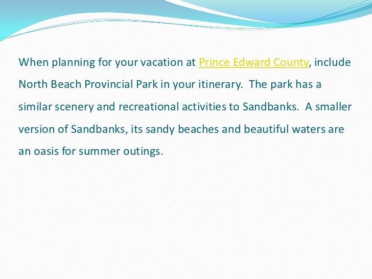 Prince edward county gem   the north beach Slide 2