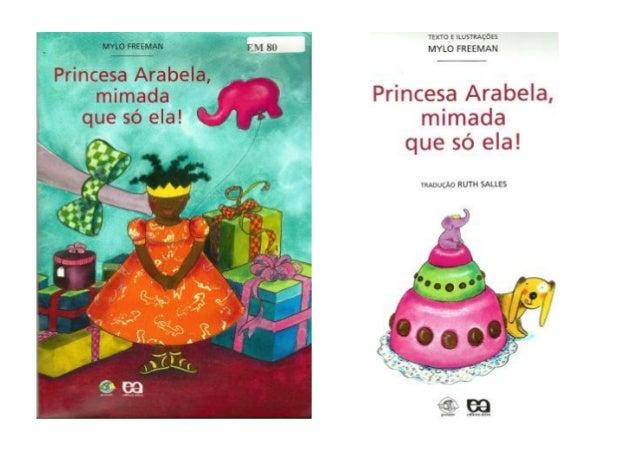 Princesa arabela-mimada-que-só ela