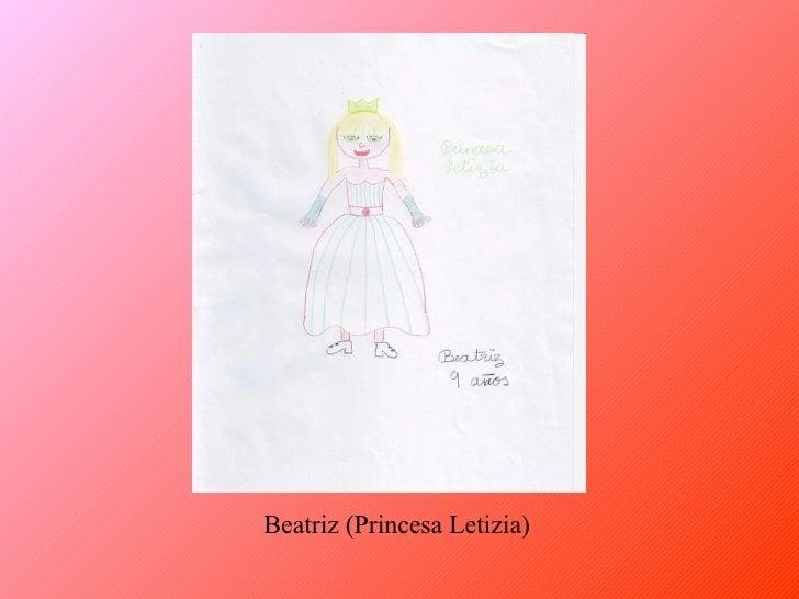 Beatriz (Princesa Letizia)