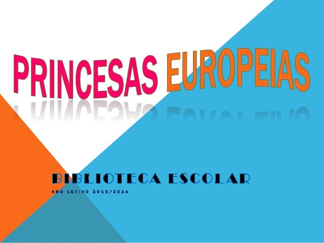 Princesas europeias