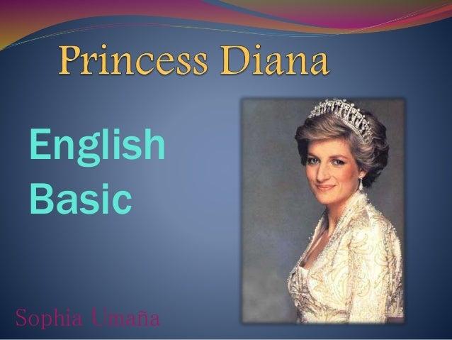 English Basic Sophia Umaña