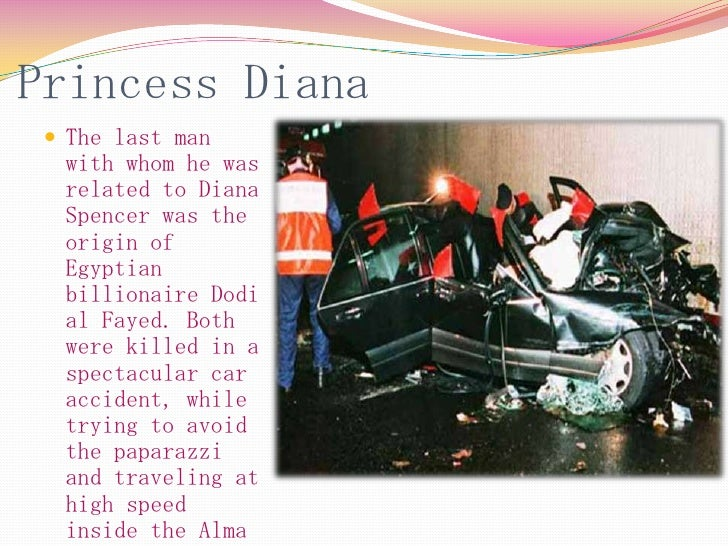 Was Princess Diana Contious After Car Accident