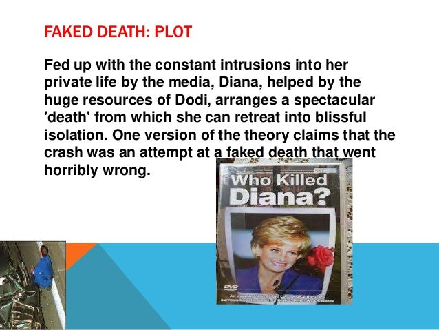 princess diana conspiracy In diana inquest, a conspiracy theory with new twists  out his theory of high- level conspiracy in the deaths of princess diana and his son dodi,.