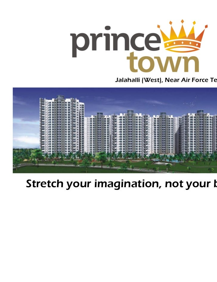 Jalahalli (West), Near Air Force Technical CollegeStretch your imagination, not your budget