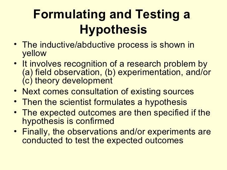 1.4: The Scientific Method - How Chemists Think