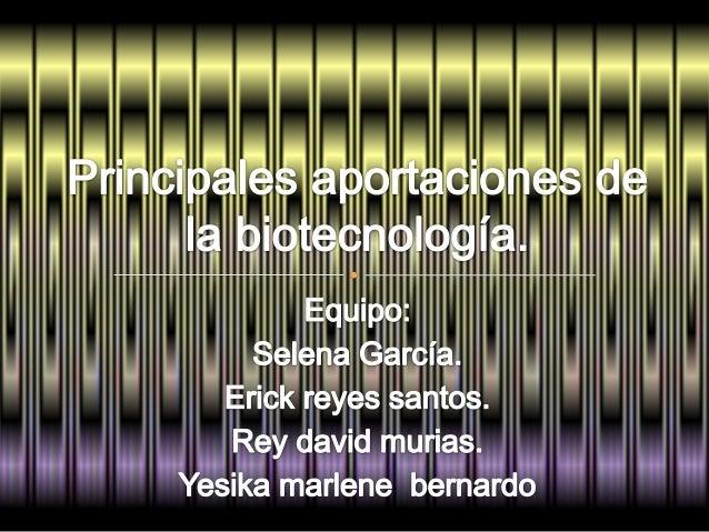 Consiste en la utilizacion de seres vivos sencillos y celulas eucariotas en cultivo para fabricar sustancias especificas a...