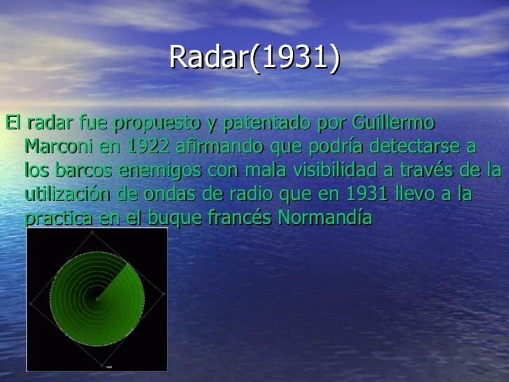 radar de personas