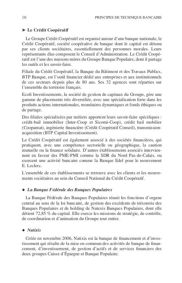 Introduction 17 ©Dunod–Laphotocopienonautoriséeestundélit. L'offre de Natixis s'adresse à sa clientèle propre de grandes e...