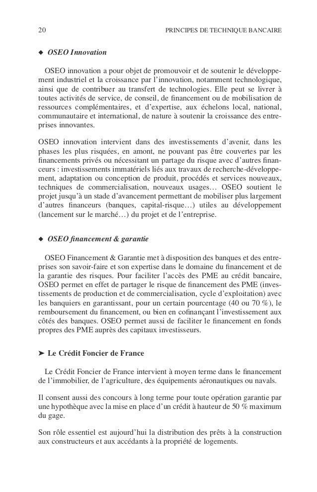 Introduction 21 ©Dunod–Laphotocopienonautoriséeestundélit. ➤ Les Sociétés de Développement Régional Le Marché Financier es...