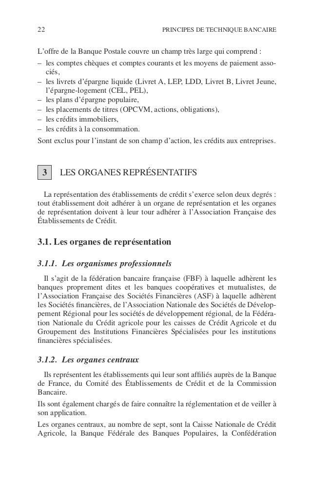 Introduction 23 ©Dunod–Laphotocopienonautoriséeestundélit. Nationale du Crédit Mutuel, la Fédération Centrale du Crédit Mu...