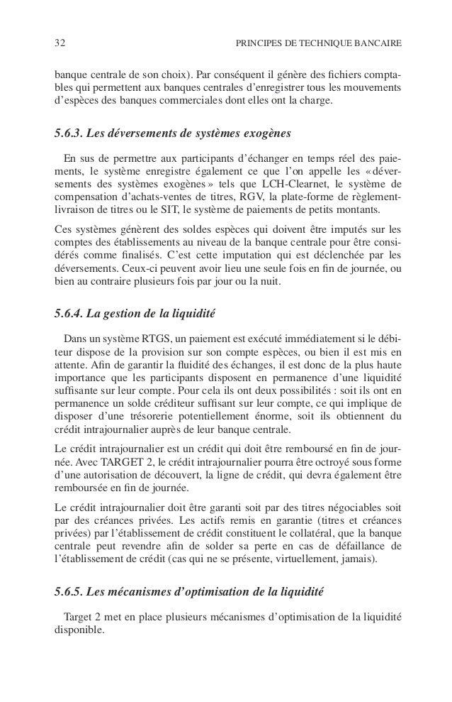 Introduction 33 ©Dunod–Laphotocopienonautoriséeestundélit. Le pooling de liquidité permet à un établissement (ou à plusieu...