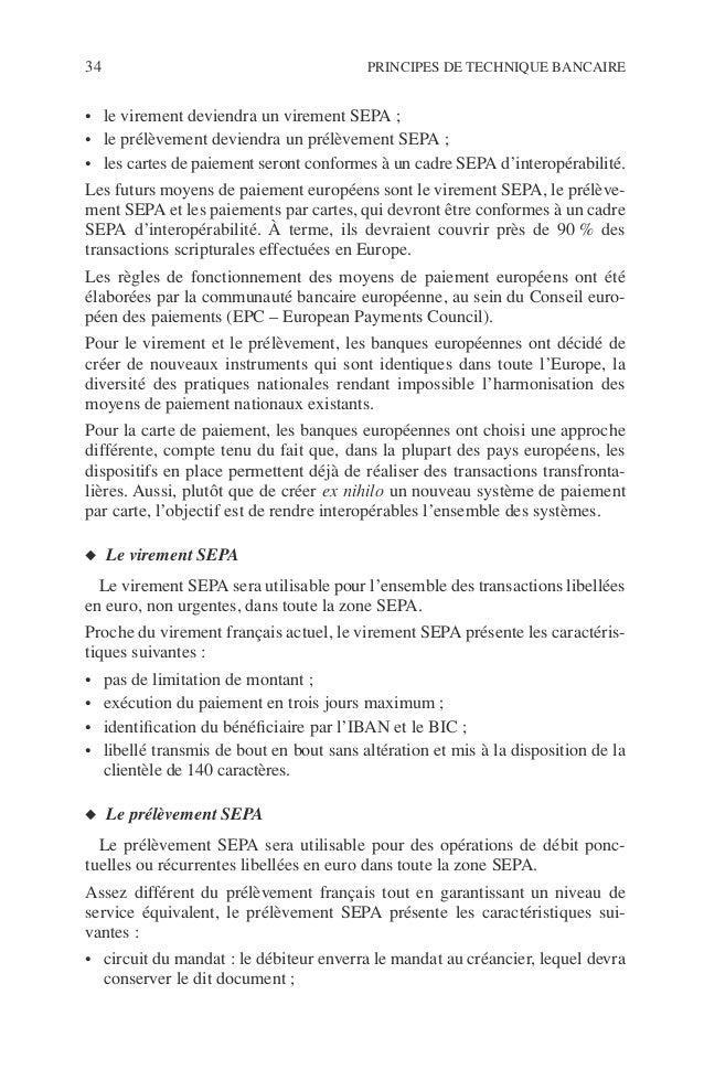 Introduction 35 ©Dunod–Laphotocopienonautoriséeestundélit. • émission par le créancier de l'ordre de débit cinq jours (pre...