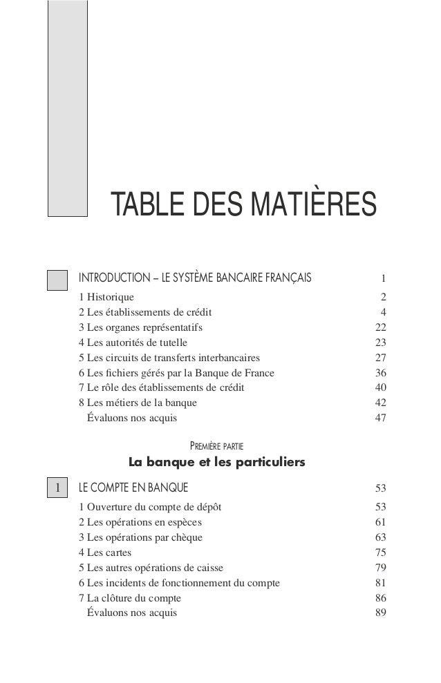 VI PRINCIPES DE TECHNIQUE BANCAIRE LES PLACEMENTS 93 1 Les placements bancaires 94 2 Les placements monétaires non bancair...