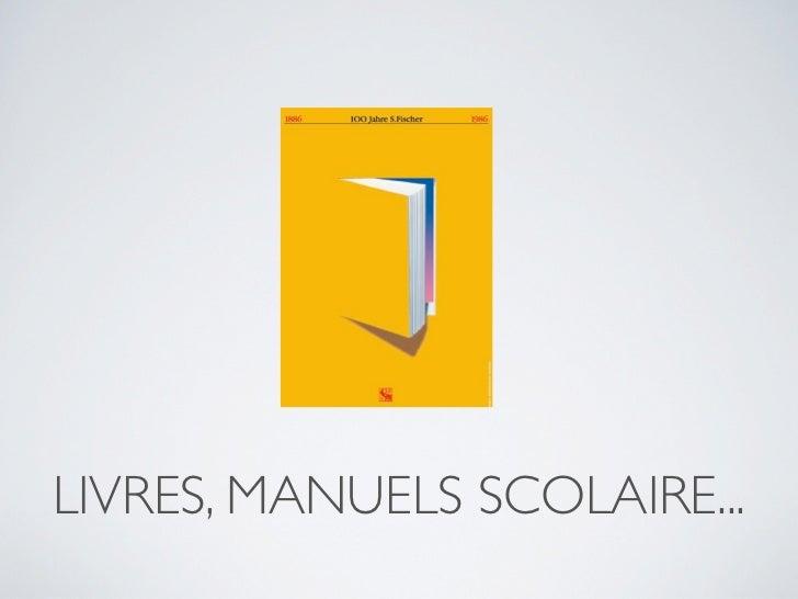LIVRES, MANUELS SCOLAIRE...
