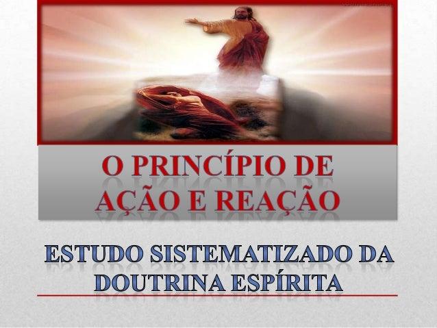 Princípio da ação e reação - n.19