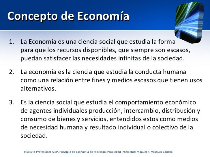 Principio de economia de mercado for Que es mercado exterior