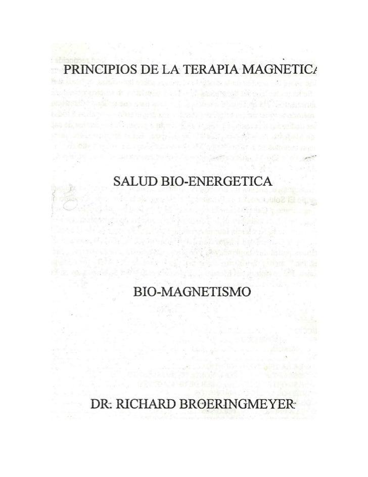 Principios magneticos-dr-broeringmeyer