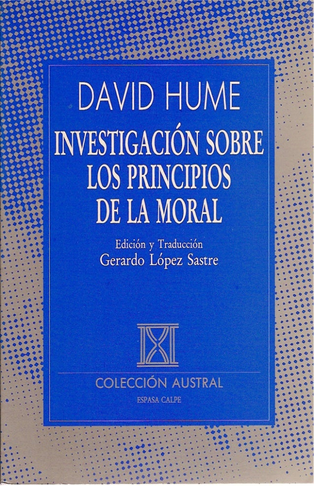 Principios moral-hume