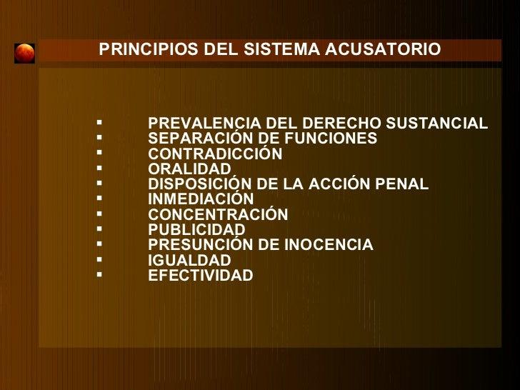 Principios del Sistema Acusatorio   Ncpp Slide 2